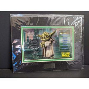 YODA Character Key Limited Edition 104/750 The